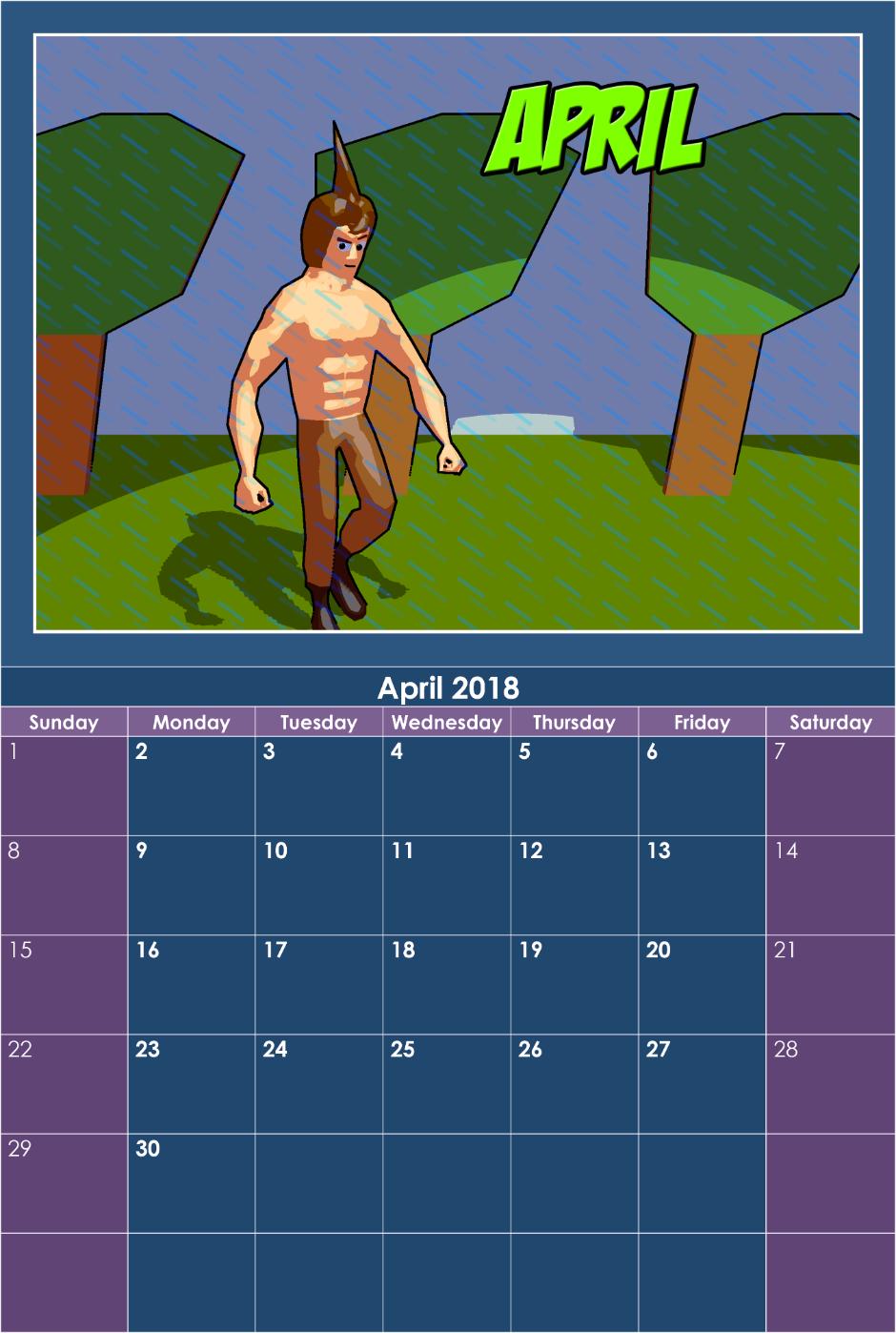 snuffysam - April